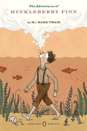 Huckleberry Finn cover